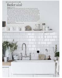 belfast sink in modern kitchen butler sink in white interiors by color