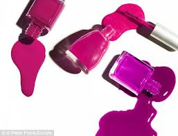 the mislabelled nail polish brands that contain u0027toxic trio u0027 of