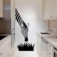 feeding zebra grass kitchen bedroom nature inspiration decorative feeding zebra grass kitchen bedroom nature inspiration decorative mural