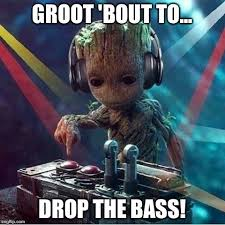 Guardians Of The Galaxy Memes - 10 memes that prove groot is the most adorable guardian of the