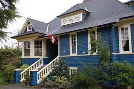 gamble roof architecture exciting blue wood siding with gable roof for