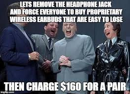 Iphone User Meme - the internet is already making fun of the iphone 7