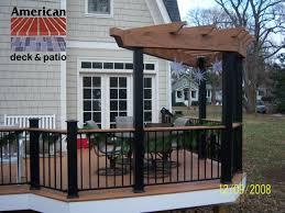 Decking Pergola Ideas by 7 Best Pergolas U0026 Arbors Images On Pinterest Arbors Cedar