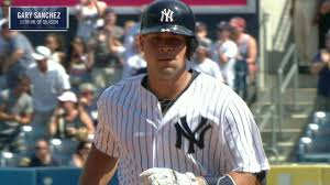 Yankees Prospect Showdown Aaron Judge Vs Gary Sanchez - gary sanchez homers as yankees beat orioles mlb com