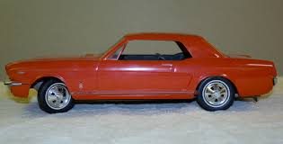 mustang gt model 1966 ford mustang gt coupe model cars hobbydb