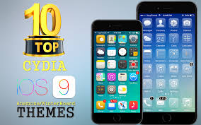 best dreamboard themes for iphone 6 top 10 brand new cydia anemone winterboard themes for ios 9 9 0 2