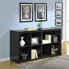 a bookcase adds class and elegance to any room