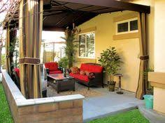 Patio Drapes Outdoor Cabana Top With Outdoor Drapes Ideas For The House Pinterest