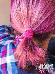 no crease hair ties diy no crease hair ties awesome with sprinkles