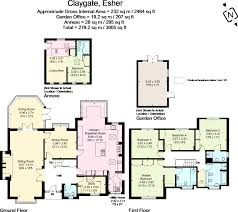 4 bedroom detached house for sale in tower gardens claygate