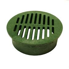 Basement Drain Cover Replacement by Nds 6 In Plastic Round Black Foam Polyolefin Grate 40 The Home