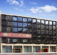 citizenm hotel bankside london by concrete caandesign