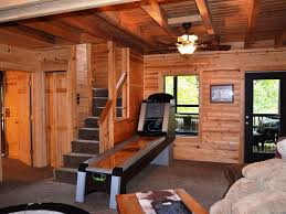 log living room furniture huge luxury log cabin w private tub grill fireplace lots of