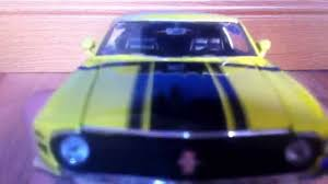 mustang 302 review review 1 24 1970 ford mustang 302 by welly