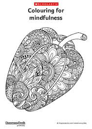 Mindfulness Colouring Sheets U2013 Primary Ks1 U0026 Ks2 Teaching Resource