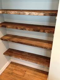 Reclaimed Wood Shelves Diy by Diy Reclaimed Wood Shelf U2014 Best Home Decor Ideas Affordable