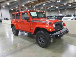 jeep red 2017 new 2017 jeep wrangler jk unlimited rubicon sport utility in