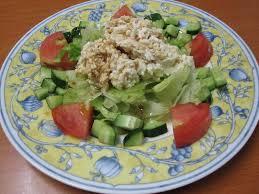 tofu salad recipe japanese recipes japan food addict