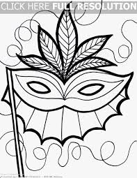 coloring pages for kids with mask coloring pages coloring page