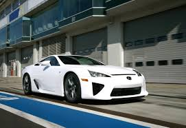 lexus lfa crash lexus lfa hits the market