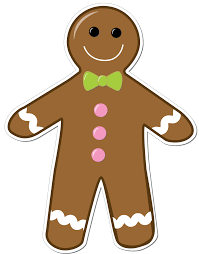 gingerbread man clipart clipart collection free gingerbread