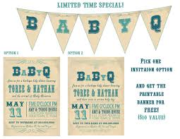 backyard bbq baby shower invitations u2014 liviroom decors bbq baby