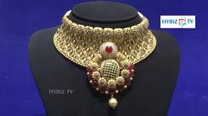 vintage chokers necklace images Antique choker necklace design latest malabar gold and diamond jpg