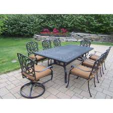 Iron Patio Table And Chairs Metal Patio Furniture Black Patio Dining Sets Patio Dining