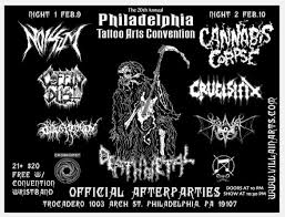 cannabis corpse to film music video during upcoming philly tattoo