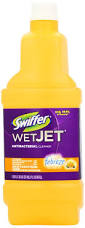 Swiffer Wetjet On Laminate Floors Amazon Com Swiffer Wetjet Spray Mop Antibacterial Floor Cleaner