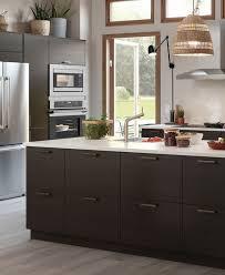 ikea black brown kitchen cabinets ikea 2021 kitchens catalog for doorstyles appliances