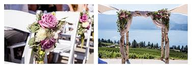 wedding arch kelowna alex 50th parallel winery wedding lori brown photography