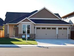 Blue Gray Exterior Paint The Perfect Paint Schemes For House Exterior Grey Trim Front