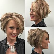 hairstyle for older women short style in warm mahogany 60 most prominent hairstyles for women over 40