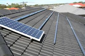 Tile Roof Types How Is A Solar System Installed On A Tile Roof