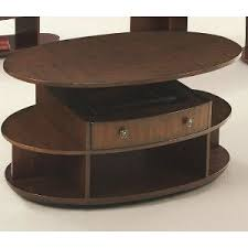 Wood Oval Coffee Table - coffee table u0026 coffee tables rc willey furniture store