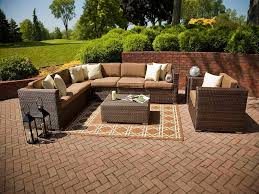 Ideas For Patio Furniture Decorating Cozy Patio Furniture With Cushions And Cozy Outdoor