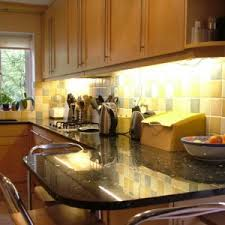 Under Kitchen Cabinet Lighting Options by Under Cabinet Lighting Options Vintage Kitchen Design With White