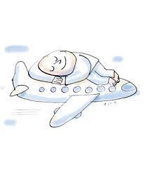 sleep plane simple