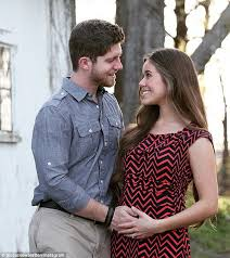 jessa duggar announces she s expecting with ben seewald daily mail