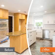 refinishing oak kitchen cabinets ideas cabinet refinishing in jacksonville fl n hance wood