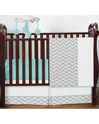 Zig Zag Crib Bedding Set Spectacular Deal On Sweet Jojo Designs Zig Zag 4 Crib