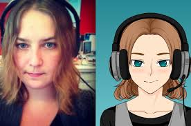 what would you look like if you were an anime character