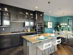 wall color to go with espresso cabinets espresso kitchen cabinets and a bright color kitchen