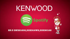 kenwood dealer ep 3 kenwood ddx9016s ddx916ws u0026 dnx8160s with spotify ios youtube