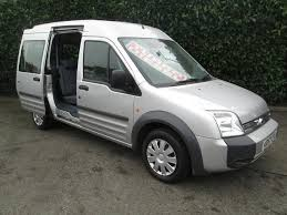 ford transit diesel for sale used ford transit 2007 silver colour diesel tourneo connect 2 0