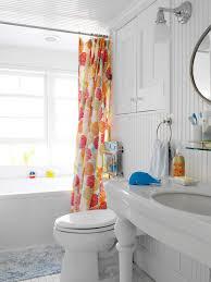 Bright Blue Bathroom Accessories by Bathroom Shower Stall Curtains Nautical Shower Curtains