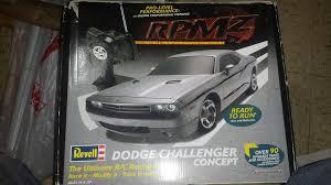 Dodge Challenger Accessories - solved revell rpmz rc dodge challenger concept kit the ebay
