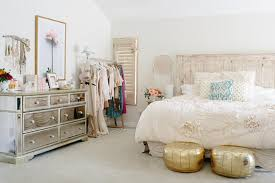 chambre deco la touche féminine pour une chambre déco unique design feria