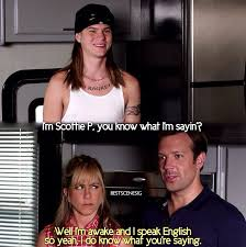 No Ragrets Meme - jason sudeikis knows what no ragrets guy is sayin in we re the